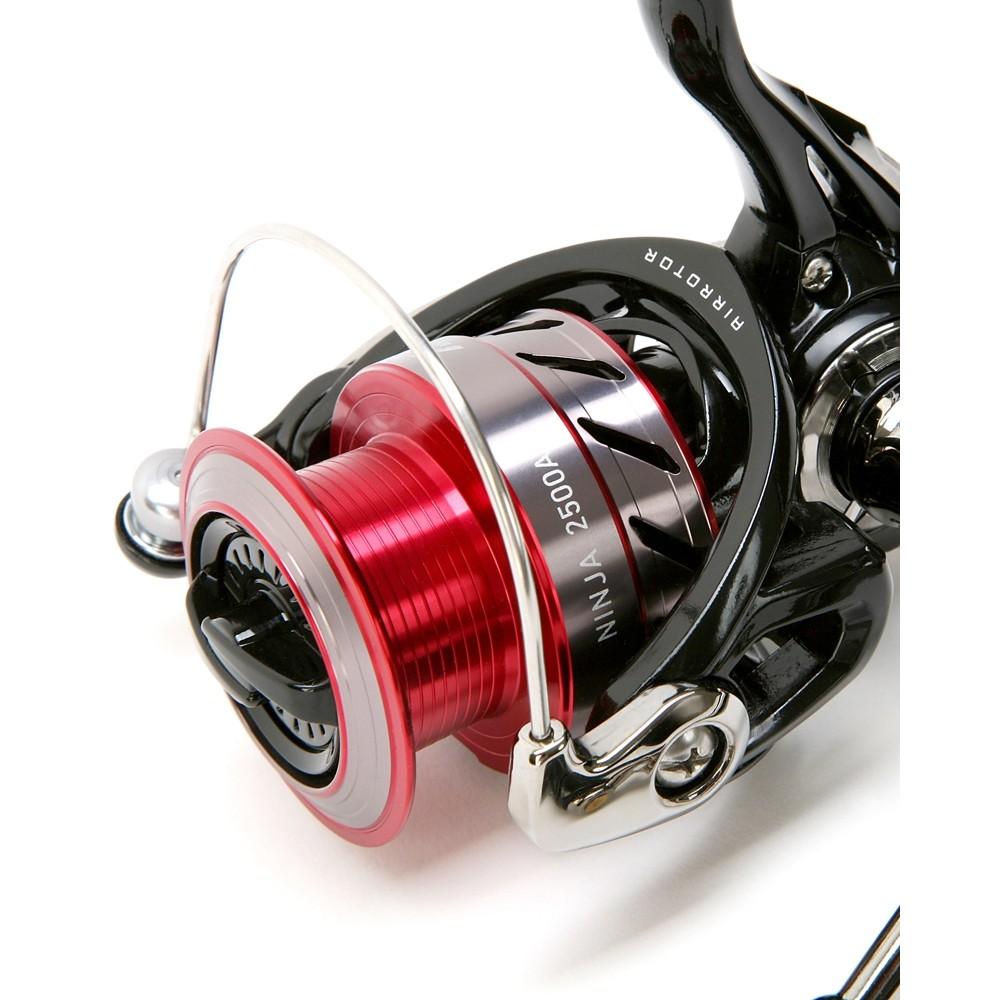 Daiwa Ninja Reel Red/Black