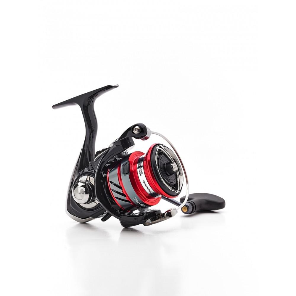 Daiwa 18 Ninja LT Reel Red/Black