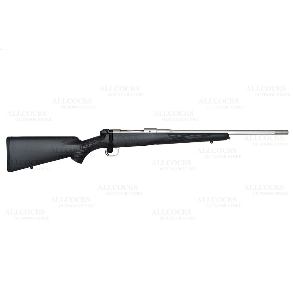 Mauser M12 Impact Rifle - Silver Synthetic