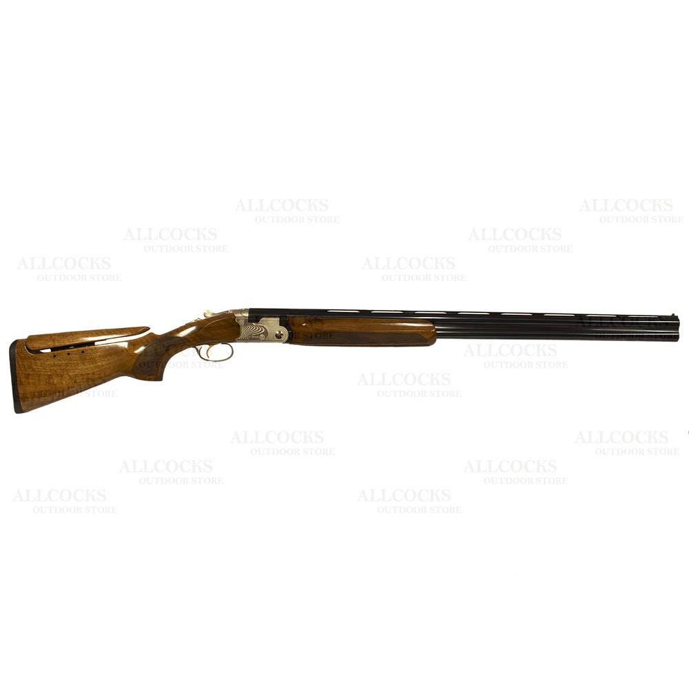 Beretta Pre-Owned  686 E Trap Shotgun - 12 Gauge