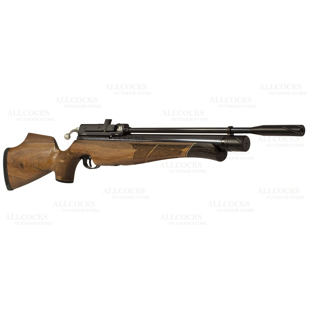 Air Arms S410 Carbine Air Rifle Walnut