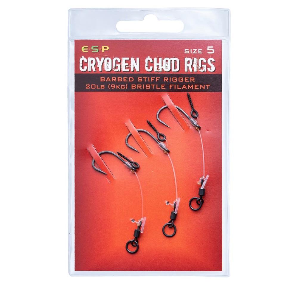 ESP Cryogen Chod Rig