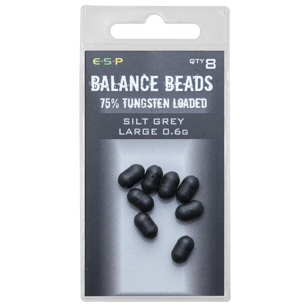 ESP Tungsten Loaded Balance Beads -