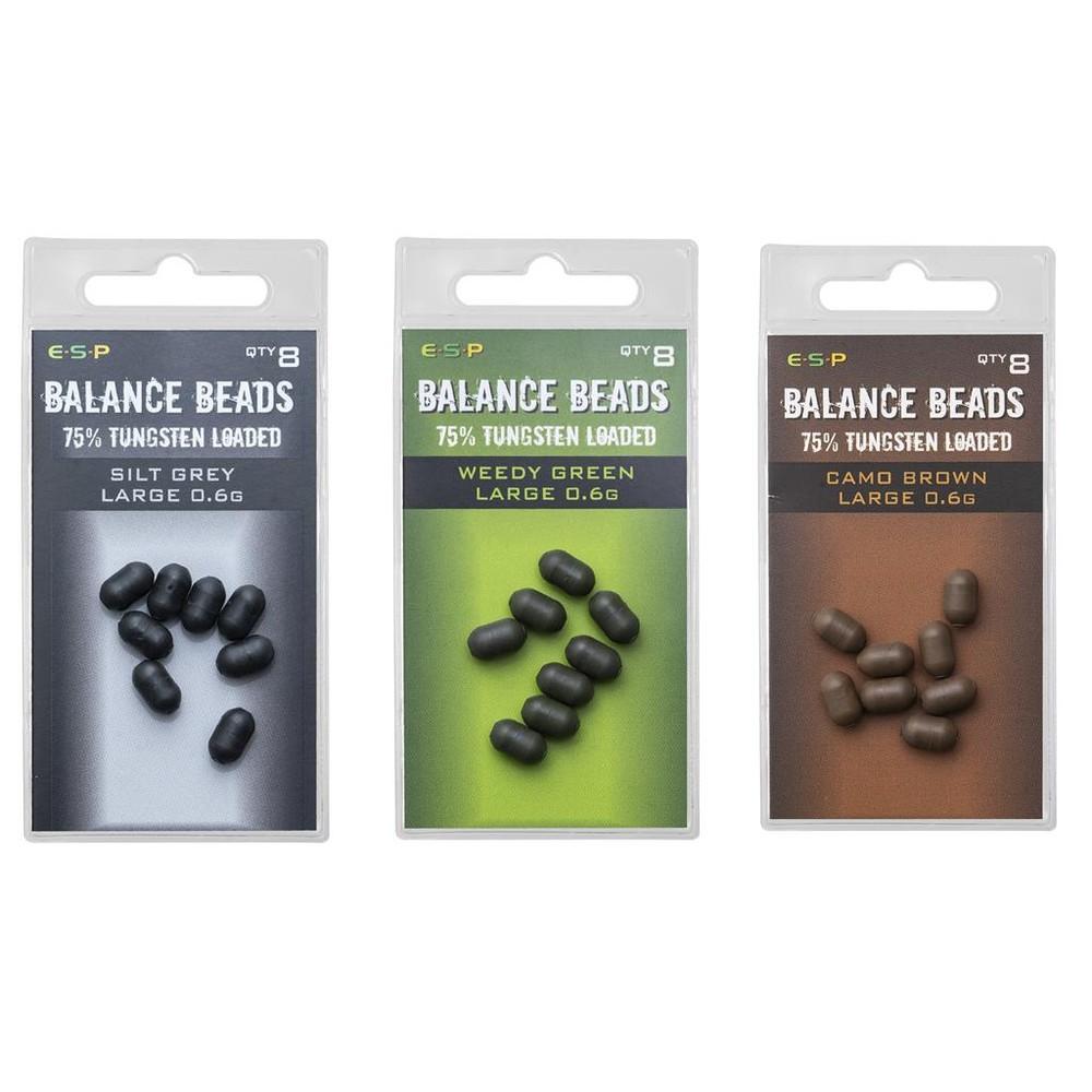 ESP Tungsten Loaded Balance Beads - Silt