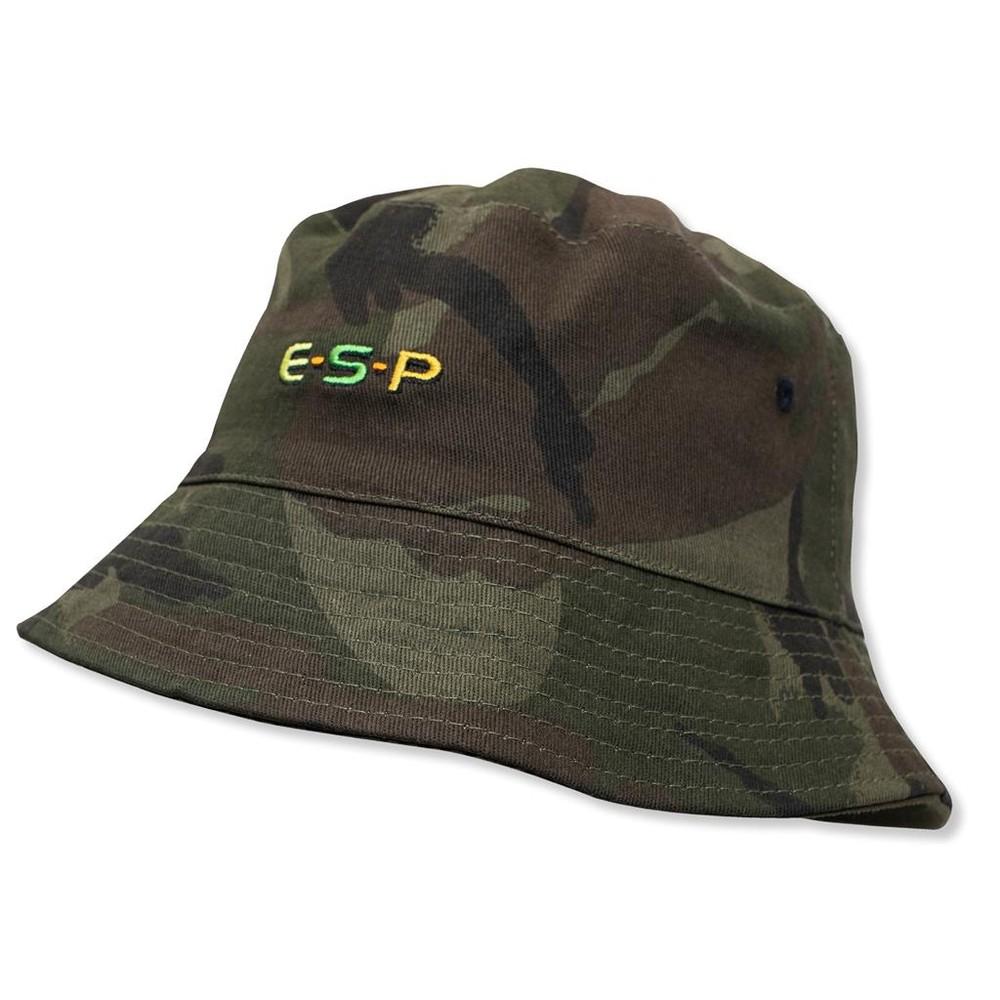 ESP Reversable Camo/Olive Hat L/XL