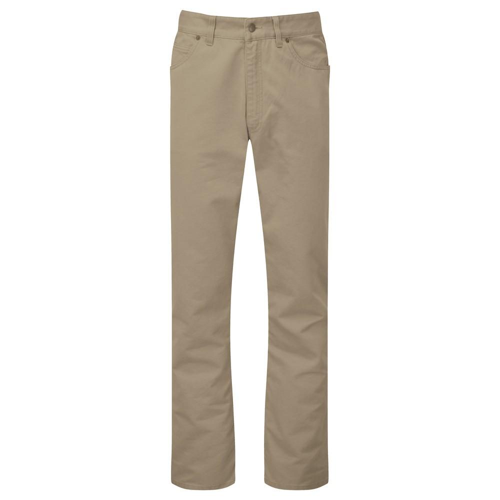 Schoffel Canterbury 5 Pocket Jean - Regular Camel
