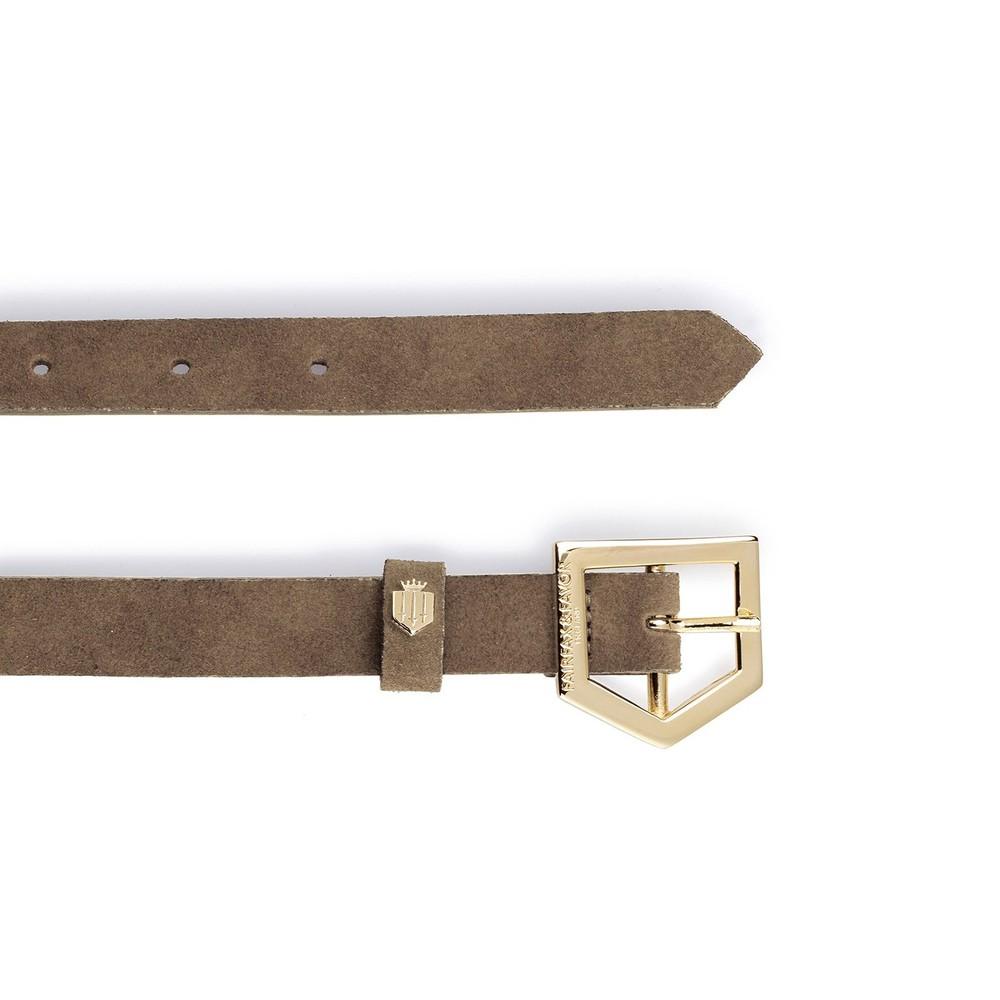 Fairfax & Favor Sennowe Belt - Tan Tan