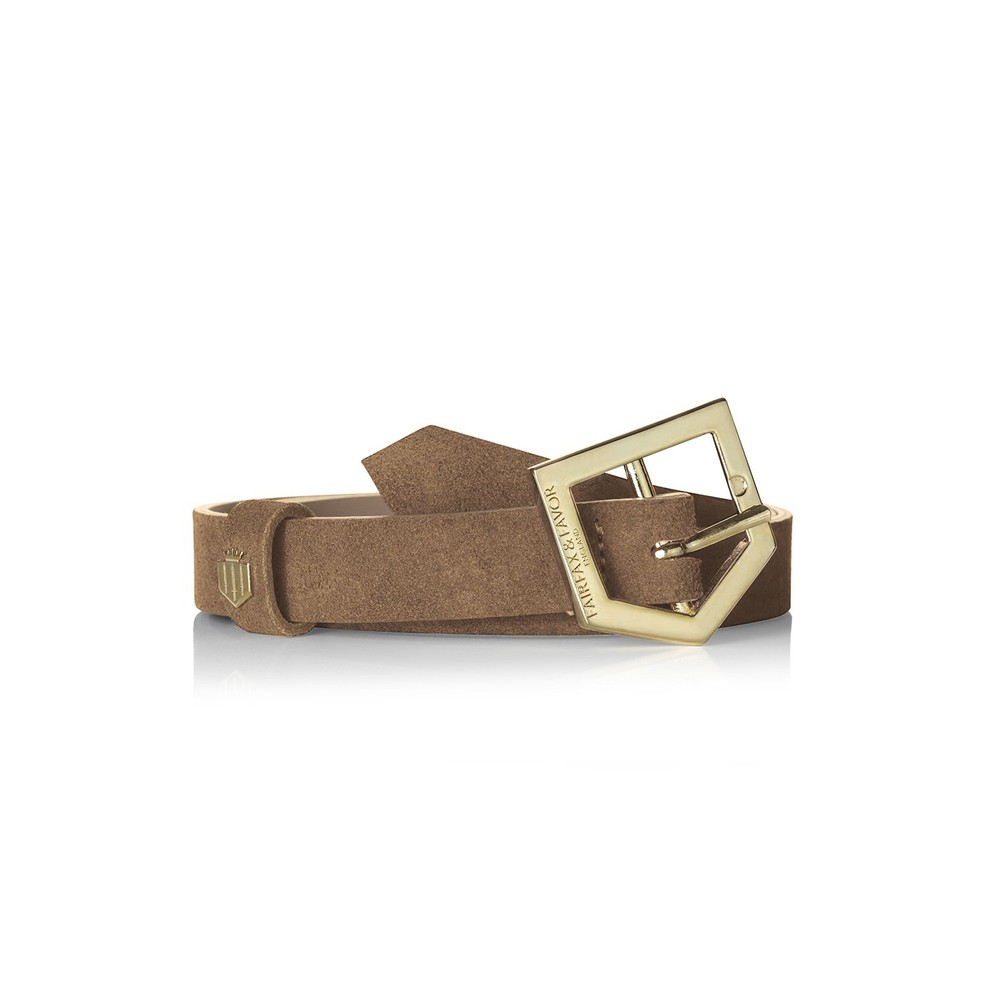 Fairfax & Favor Fairfax & Favor Sennowe Belt - Tan
