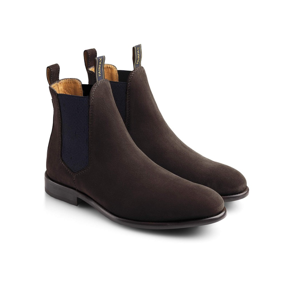 Fairfax & Favor Chelsea II Boot - Chocolate Chocolate