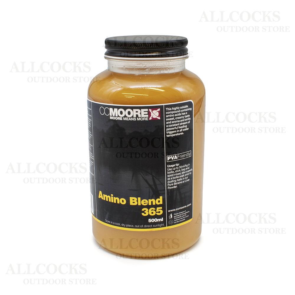 CC Moore Amino Blend 365 Liquid Food - 500ml
