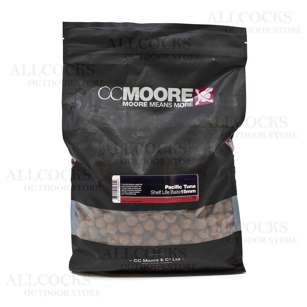 CC Moore Pacific Tuna Boilies - 3kg - Shelf Life