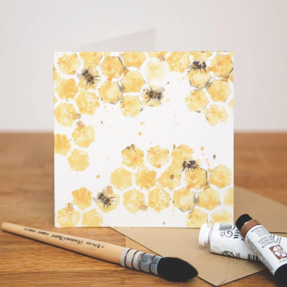 Kate Of Kensington Kate of Kensington Greeting Cards - Bees Bees