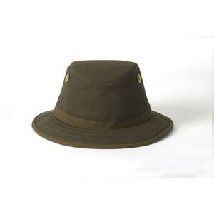 Tilley Outback Hat - Olive/British Tan Olive/British Tan