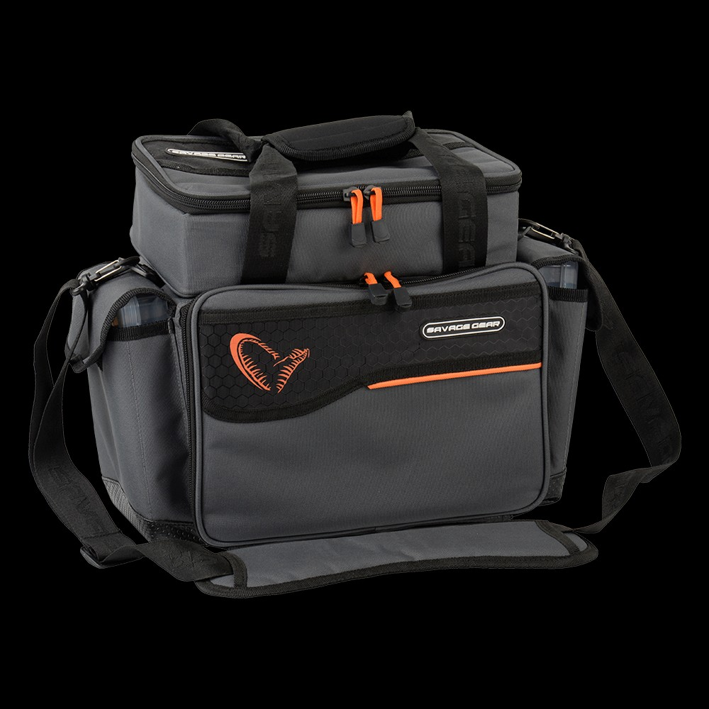 Savage Gear Specialist Lure Bag - Medium 18L Orange/Black
