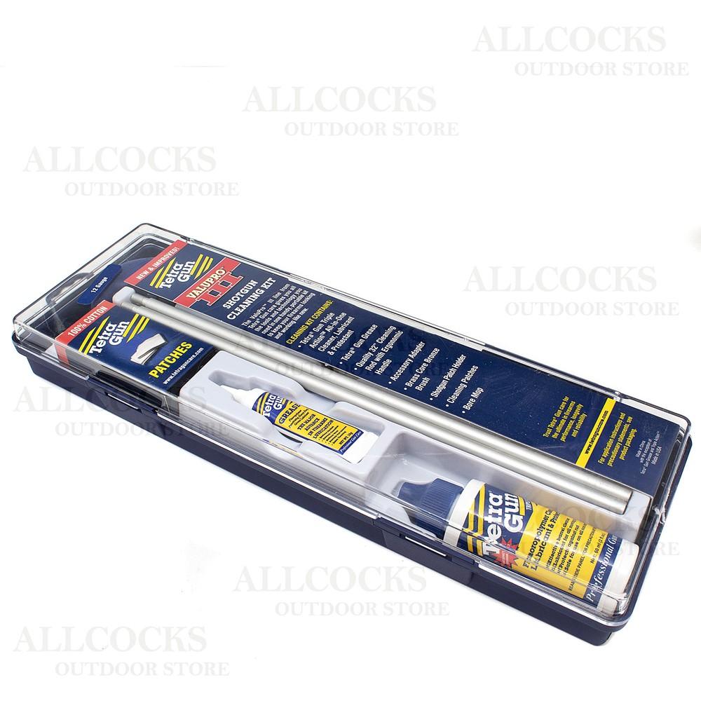 Tetra Gun ValuPro III Shotgun Cleaning Kit Blue/Yellow