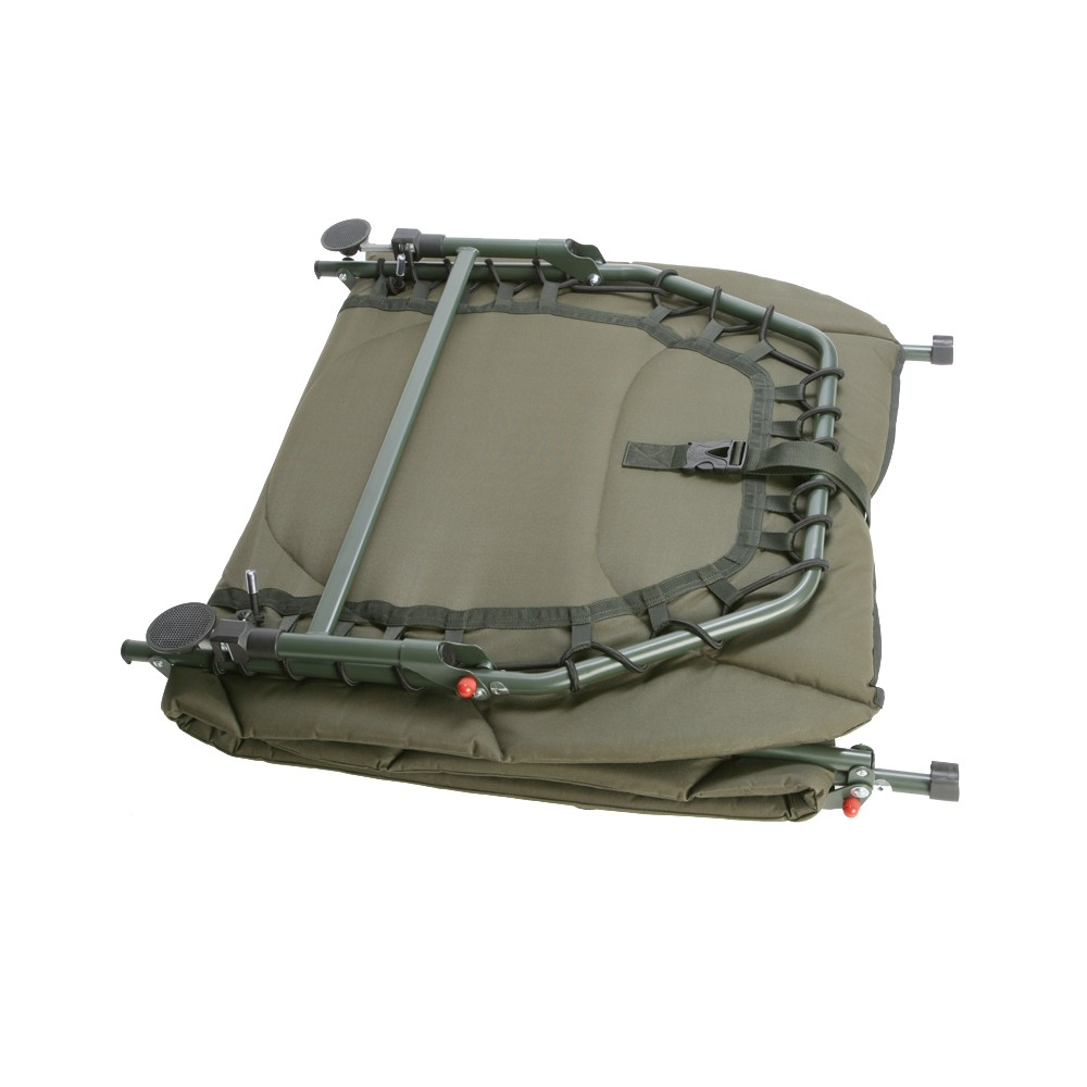 Daiwa Black Widow Bed Chair Olive