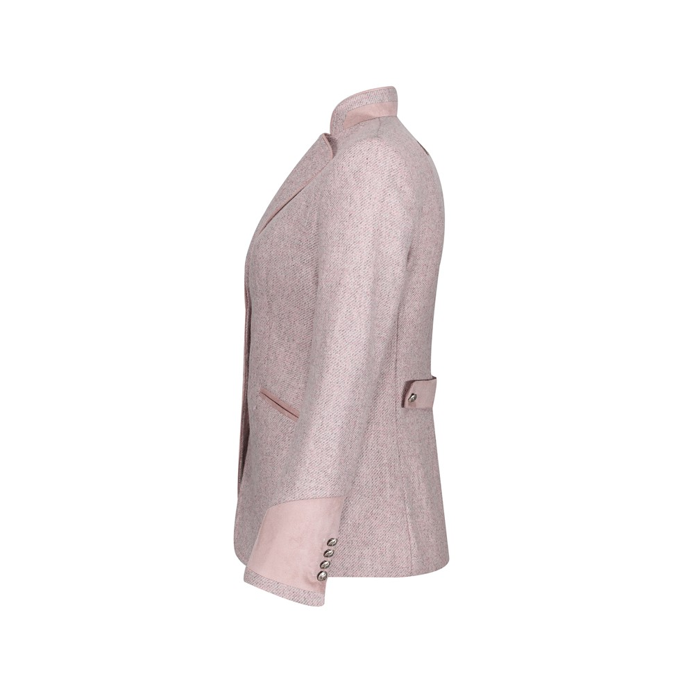 Welligogs Ascot Fitted Jacket Rose Pink