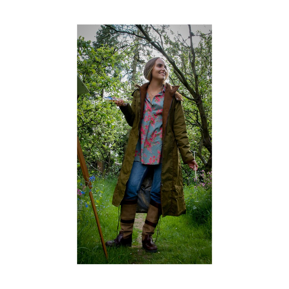 Welligogs Eleanor Long Waterproof Coat
