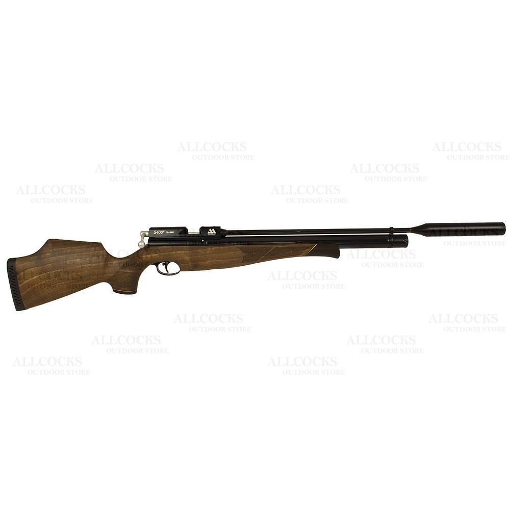 Air Arms Pre-Owned  S400 Rifle Walnut Air Rifle - .177 Walnut