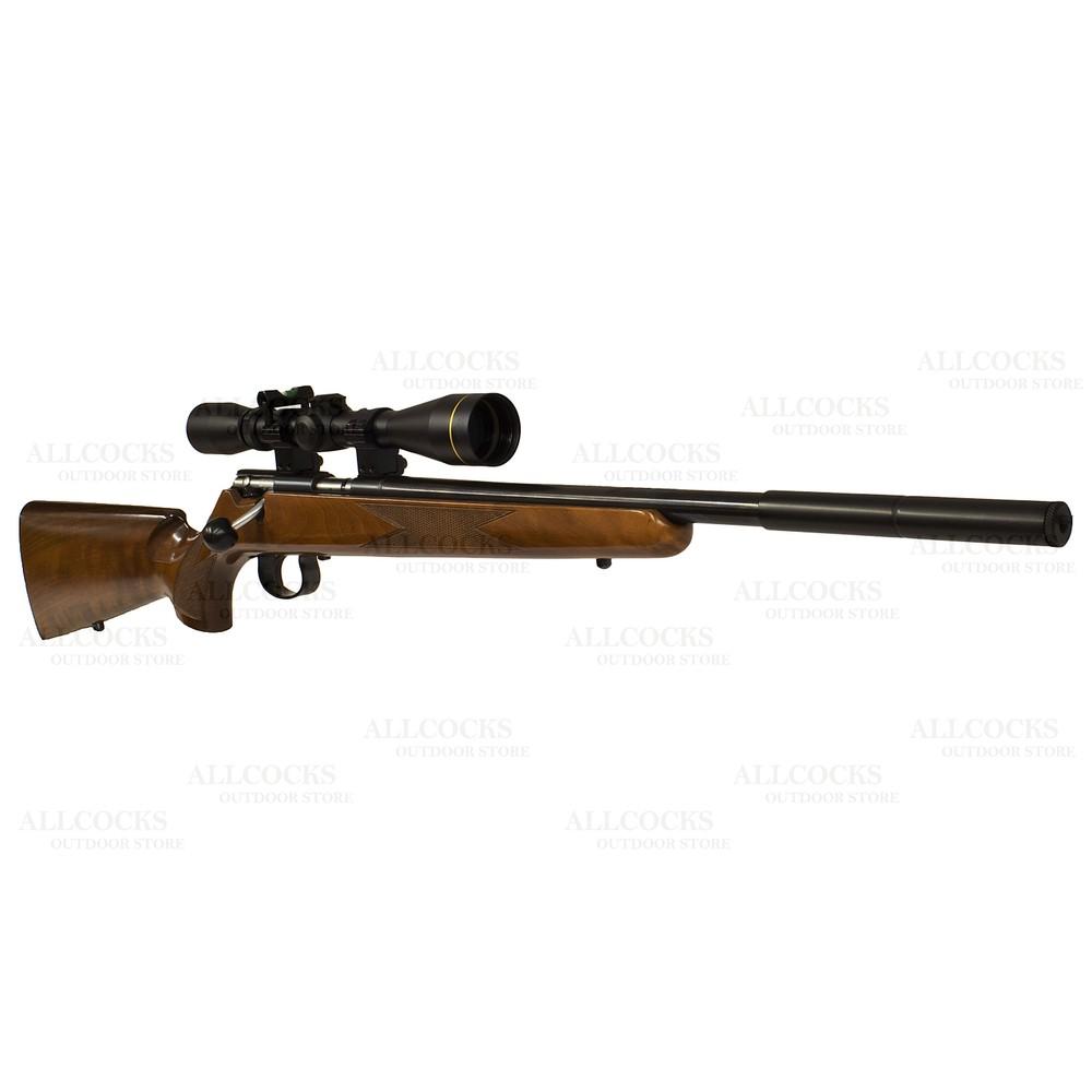 Anschütz Pre-Owned Anschutz 1517 Rifle - .17HMR