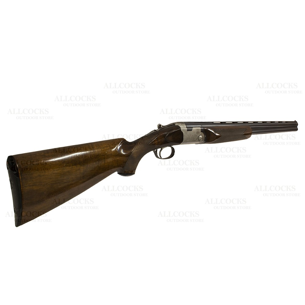 Beretta Pre-Owned  S58S Shotgun - 12 Gauge