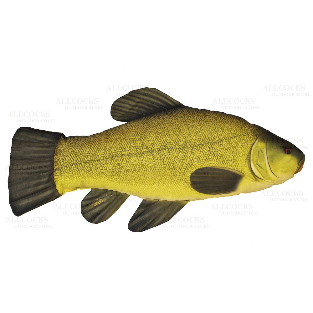 Gaby Fish Pillow - Tench