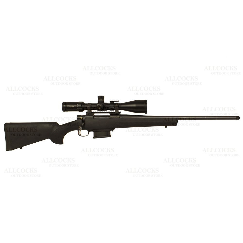Howa Pre-Owned  1500 Sporter Blued Rifle - .243