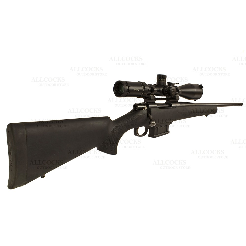 Howa Pre-Owned  1500 Sporter Blued Rifle - .243 Black
