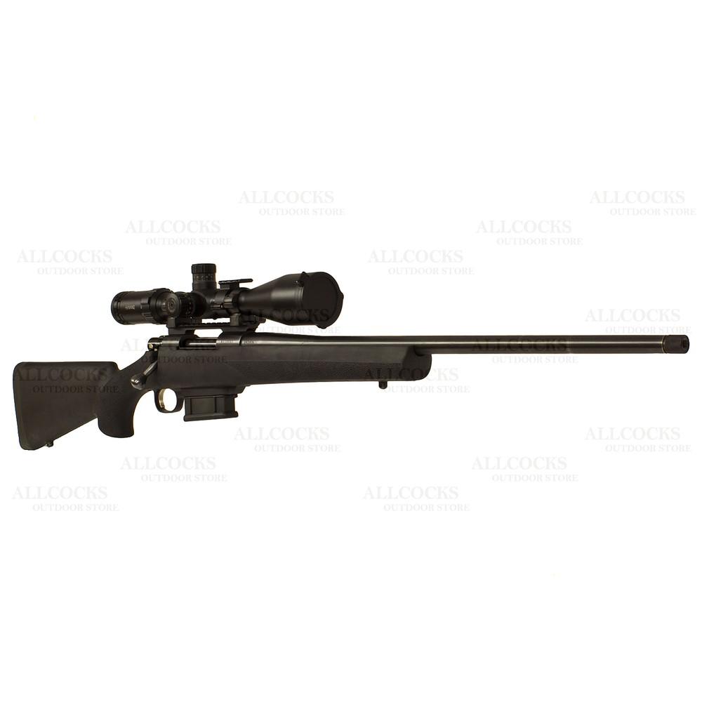 Howa Pre-Owned  1500 Sporter Blued Rifle - .243 Black