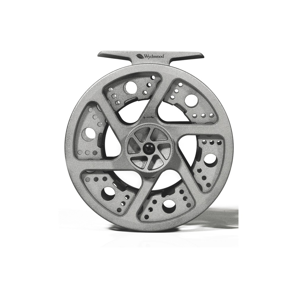 Wychwood Flow Fly Reel Platinum Grey