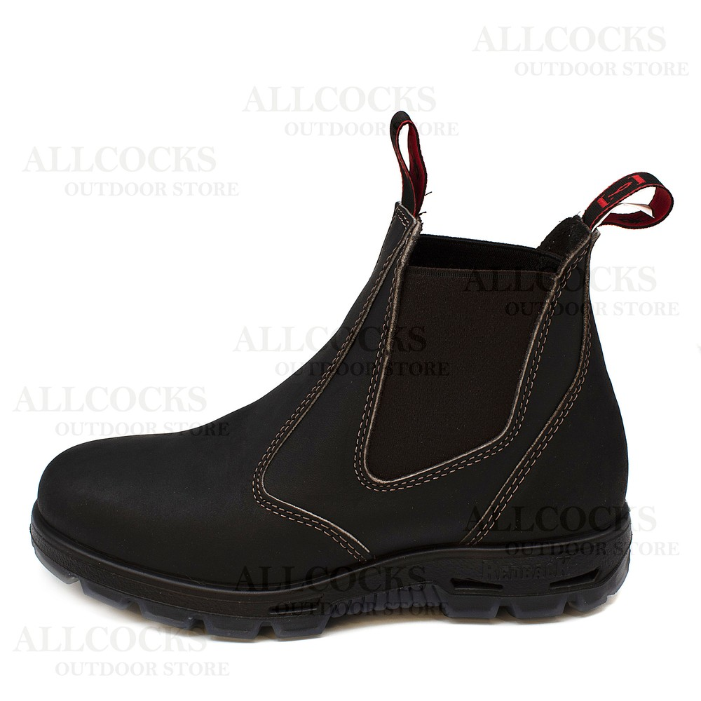 Redback Bobcat Boots Brown