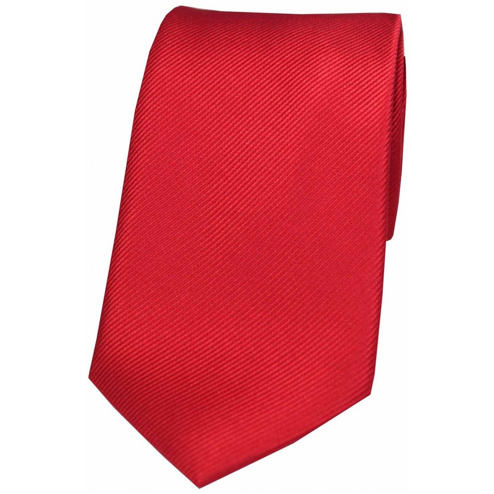 Soprano Luxury Tie - Red