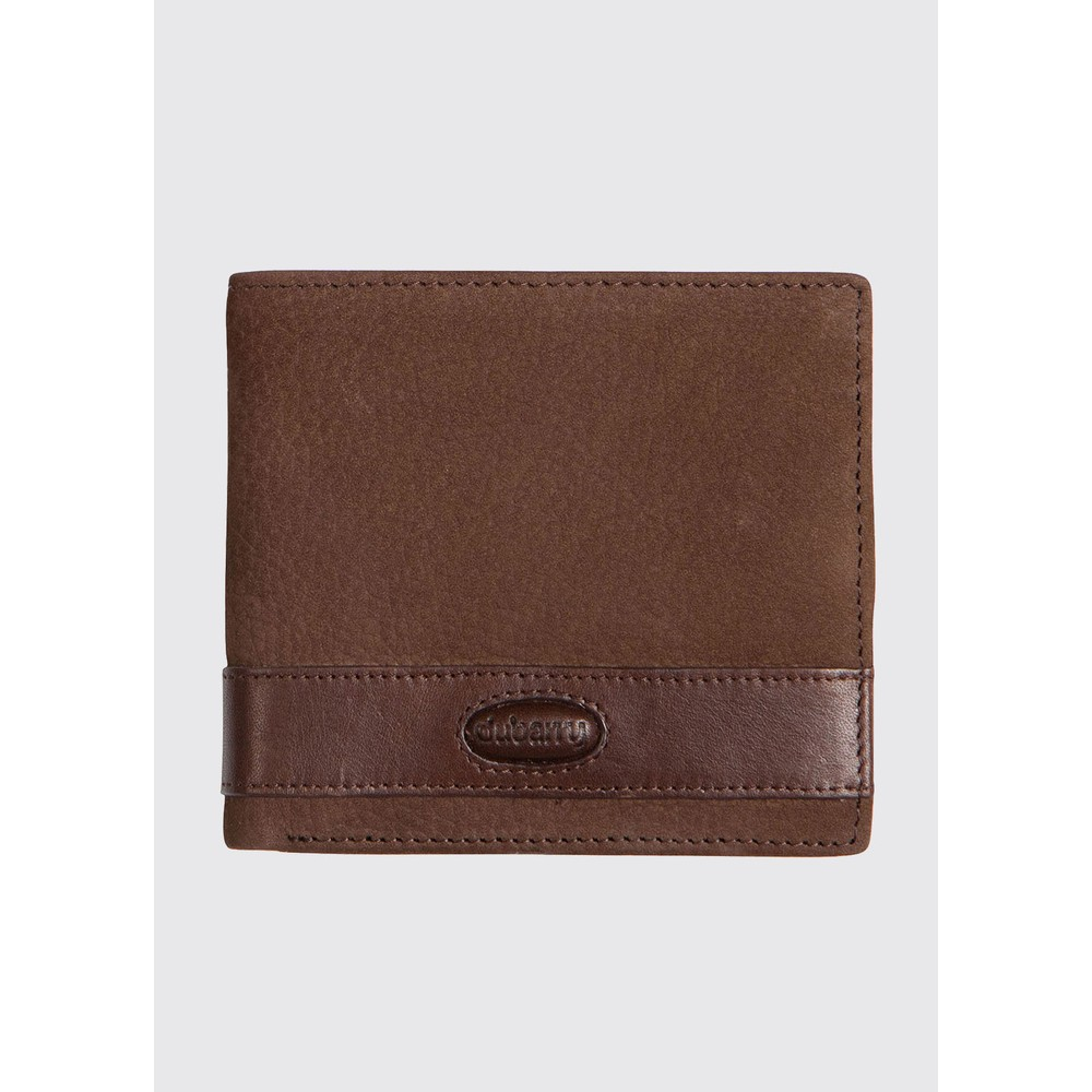 Dubarry Drummin Leather Wallet - Walnut Walnut