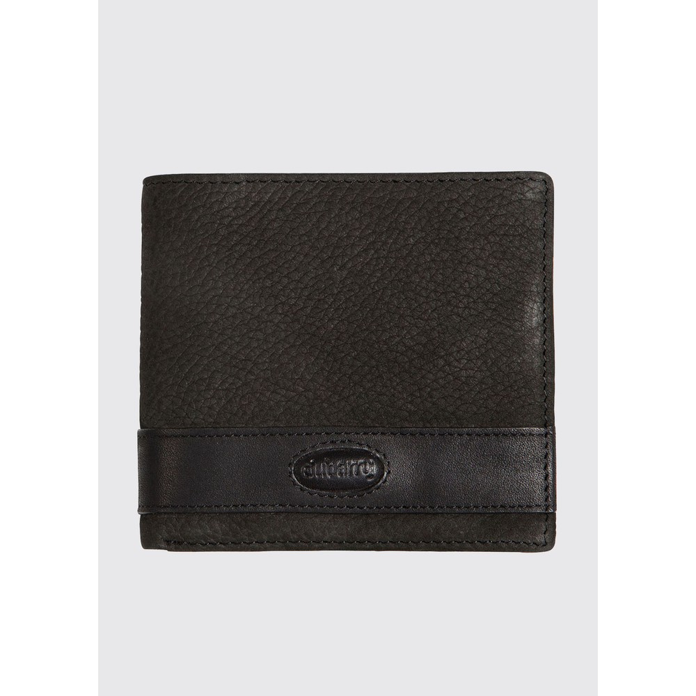 Dubarry Drummin Leather Wallet - Black Black