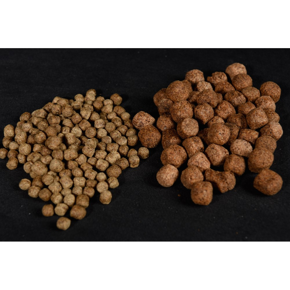 CC Moore Floating Trout Pellets - 11mm Brown TD