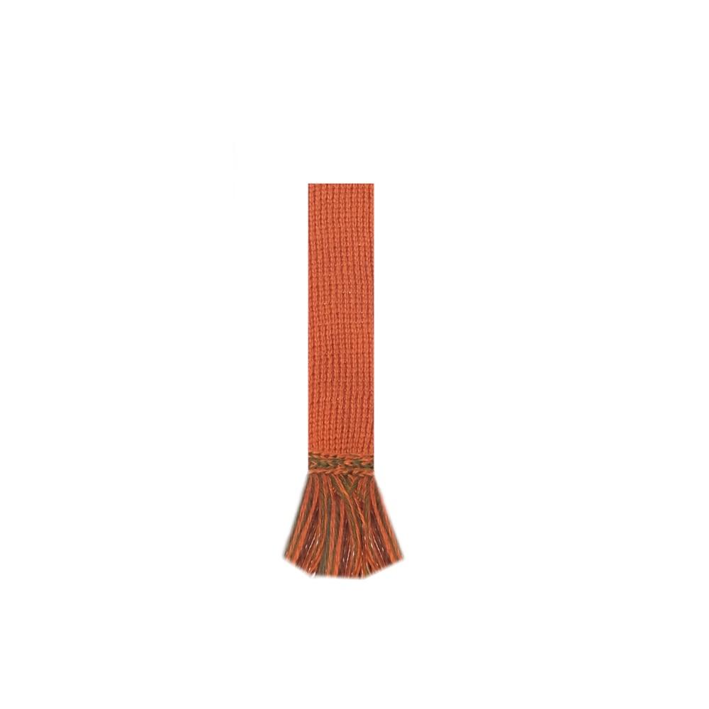 House of Cheviot Rannoch Sock with Garters - Burnt Orange Burnt Orange