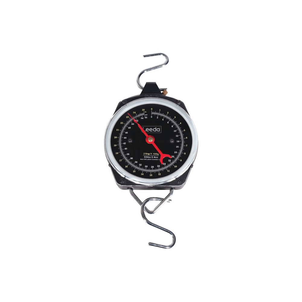 Leeda Dial Scales - 55lb