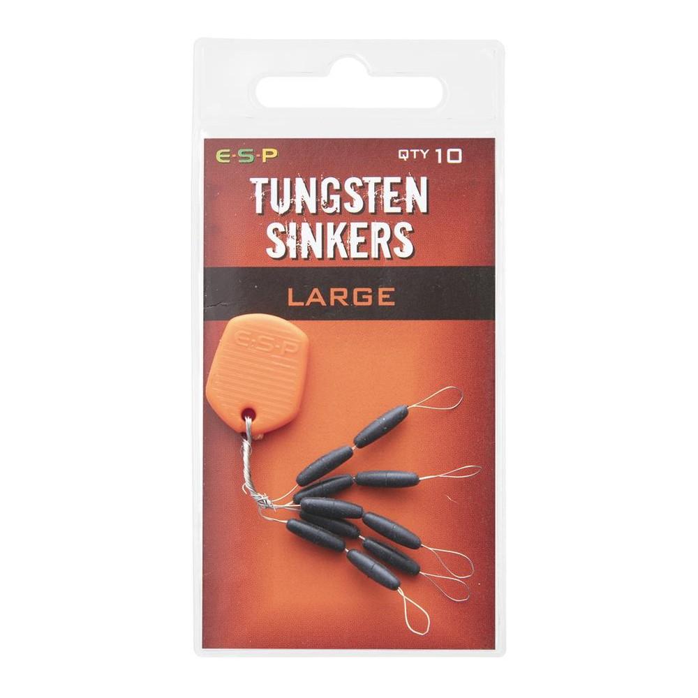 ESP Tungsten Sinkers Black