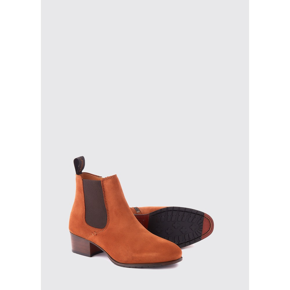 Dubarry Bray Chelsea Boot Camel