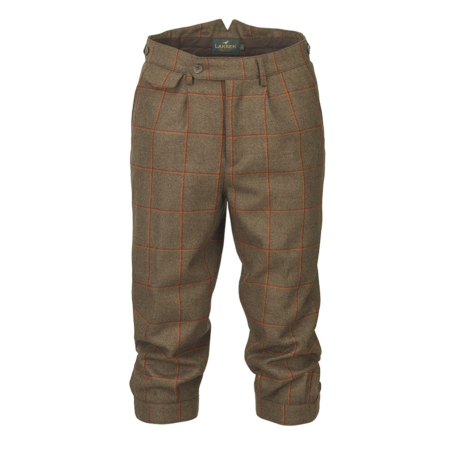 Laksen Lasken Tweed Breeks - CTX Lined Clyde