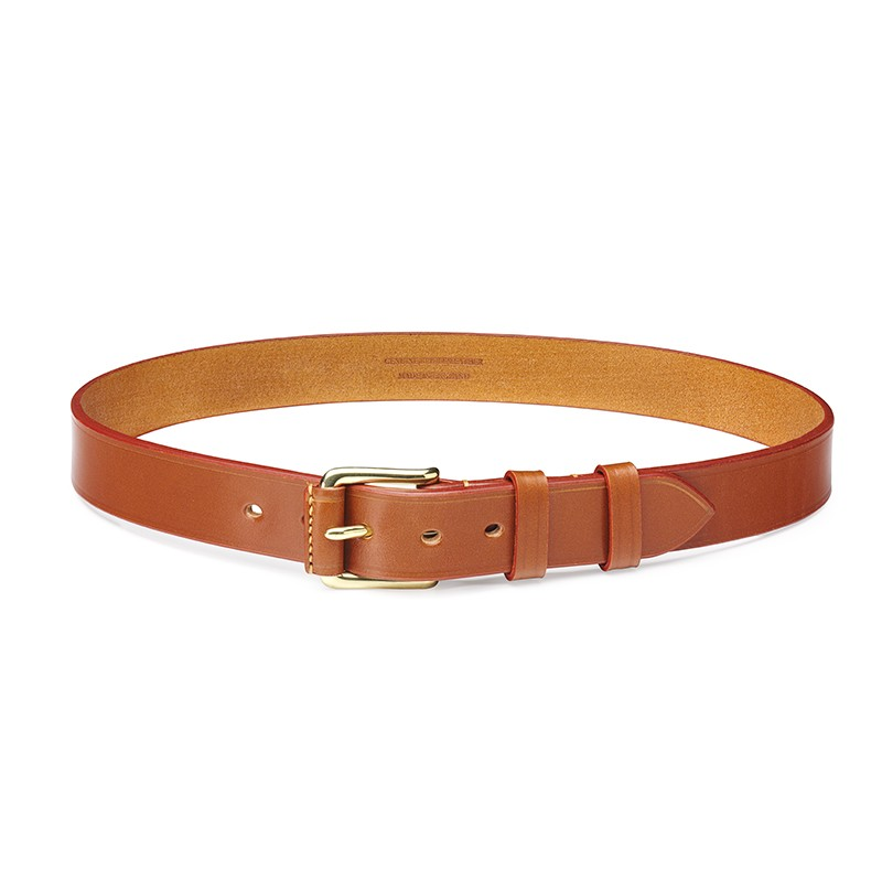 Laksen Belgravia Belt - Honey Gold