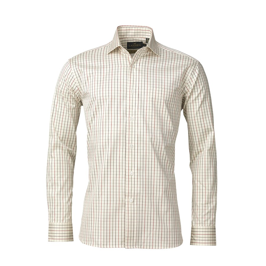 Laksen Archie 2 Ply Twill Shirt Multi