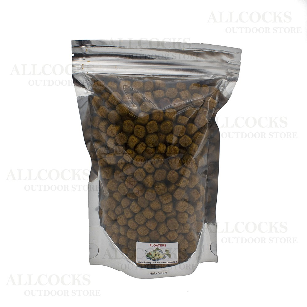 Frenzy Bait Company Halo Floating Pellets