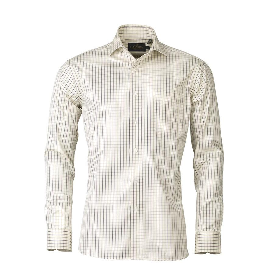 Laksen Robbie 2 Ply Twill Shirt