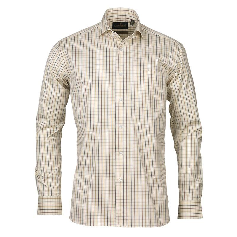 Laksen Lucian 2 Ply Twill Shirt