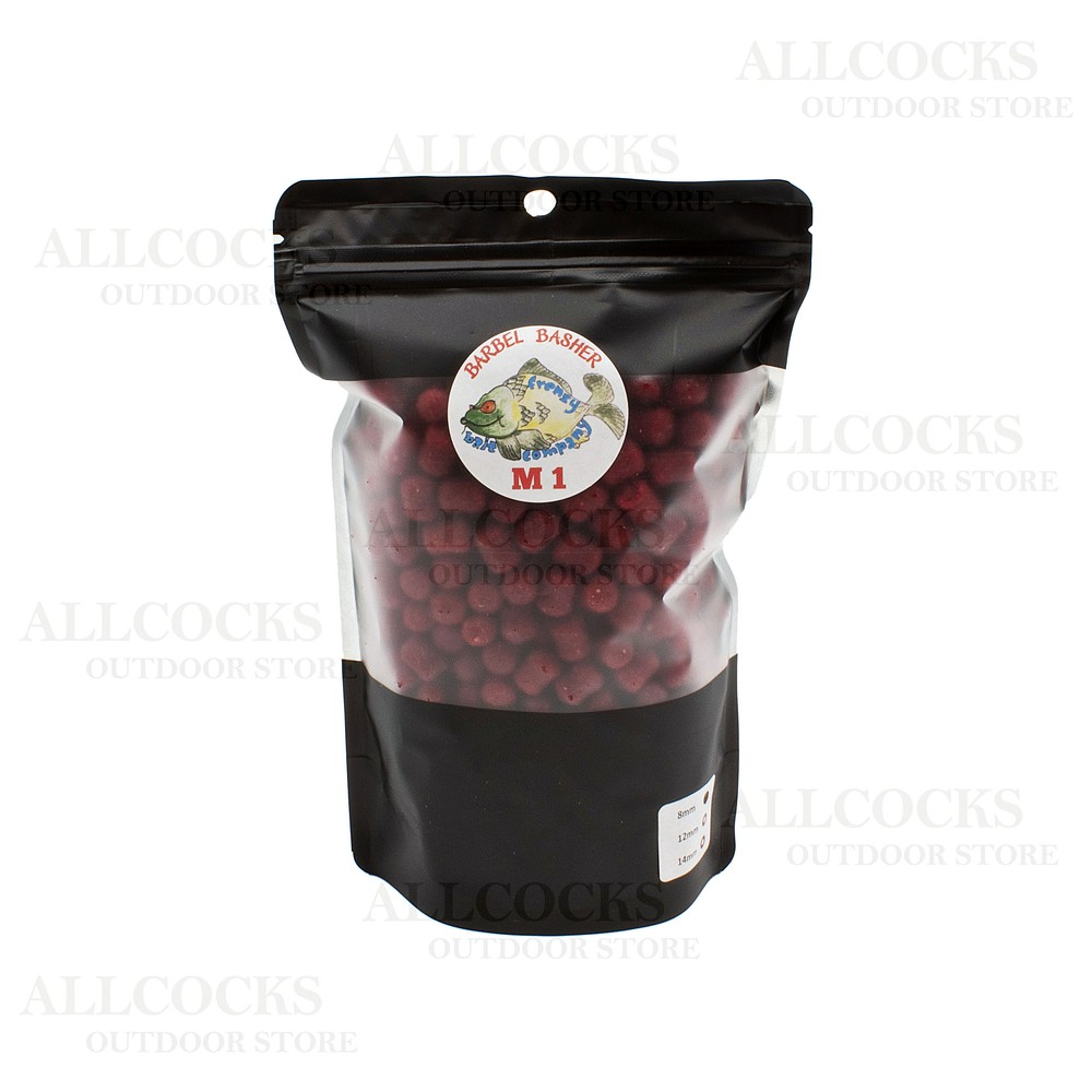 Frenzy Bait Company Dumbell Pellets - M1 Flavour