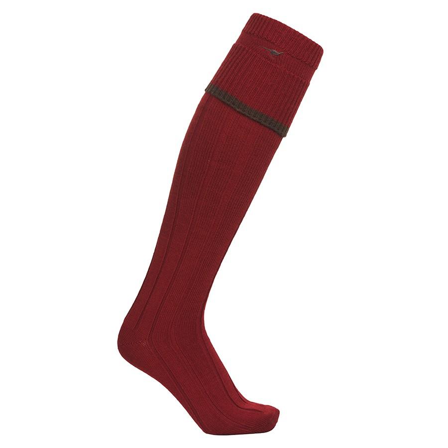 Laksen Colonial Shooting Socks Spice