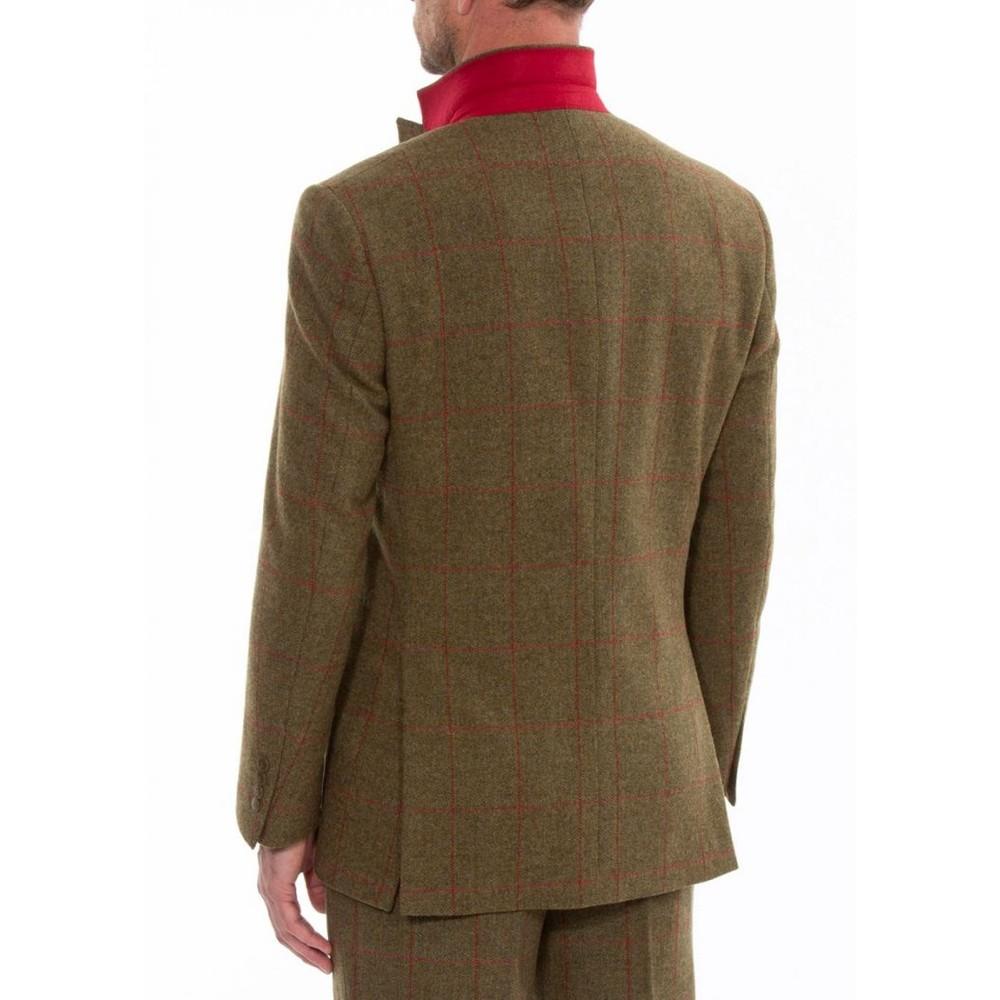 Alan Paine Combrook Tweed Blaser Sage