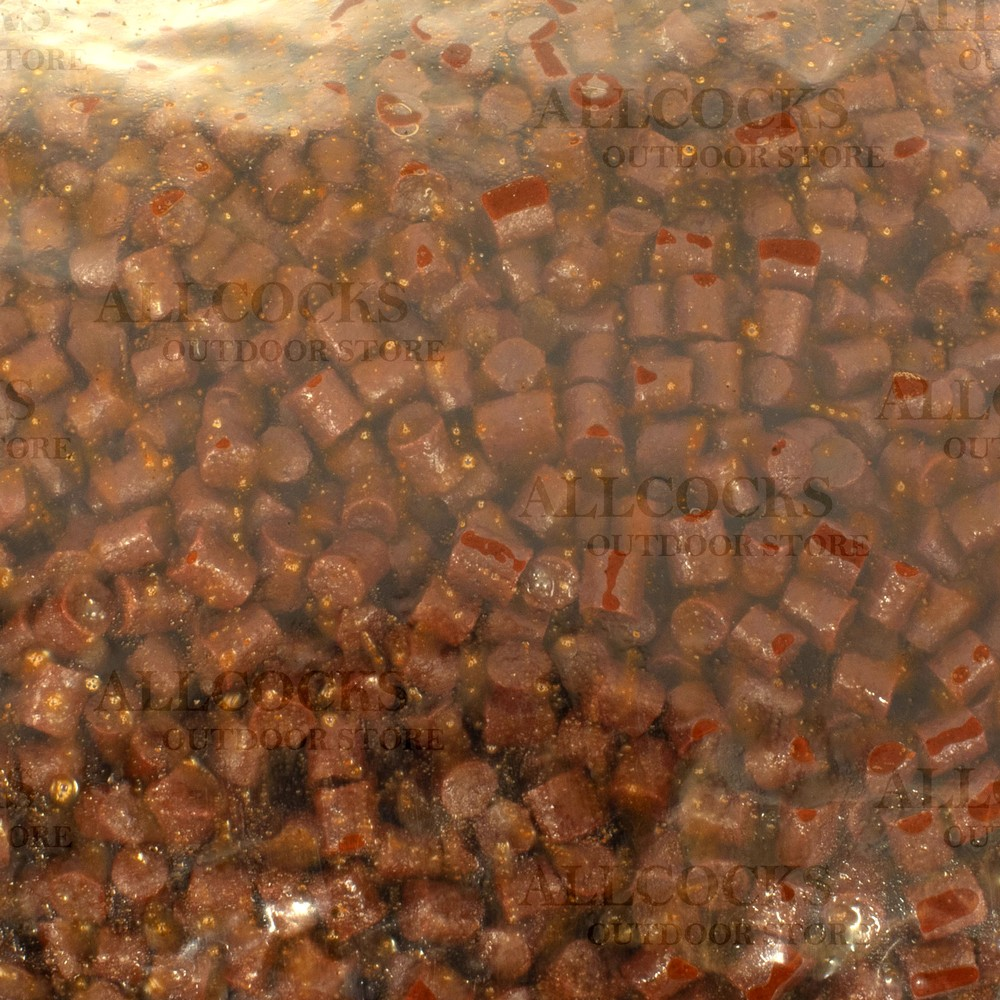 Frenzy Bait Company Feeder Pellets - M1 Flavour - 1kg Red