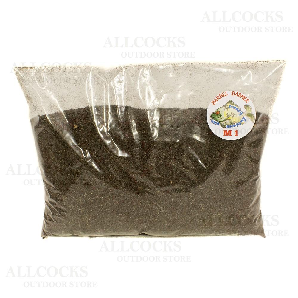 Frenzy Bait Company Groundbait - M1 Flavour - 1kg Green